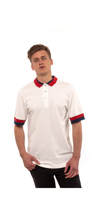 Tricou polo regular fit